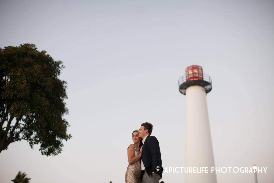 Engagement Session Long Beach